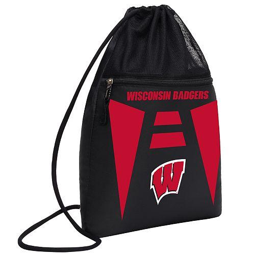 Wisconsin Badgers Teamtech Back Sack