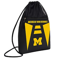Michigan Wolverines Teamtech Back Sack