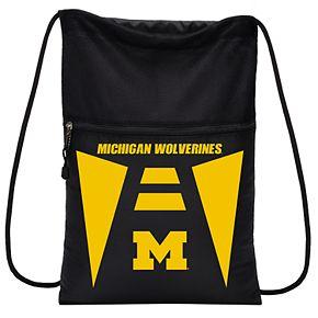 Michigan Wolverines Teamtech Back Sack
