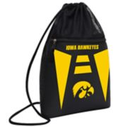 Iowa Hawkeyes Teamtech Back Sack