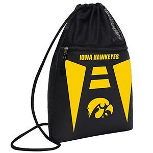 Iowa Hawkeyes Teamtech Back Sack