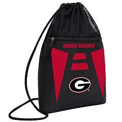 Georgia Bulldogs Teamtech Back Sack