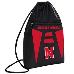 Nebraska Cornhuskers Teamtech Back Sack