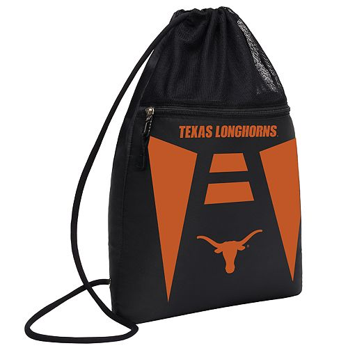 Texas Longhorns Teamtech Back Sack