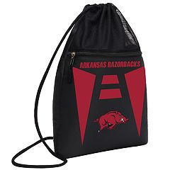 Arkansas Razorbacks Teamtech Back Sack