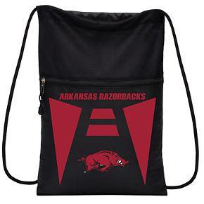 Arkansas Razorbacks Teamtech Back Sack