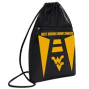 West Virginia Mountaineers Teamtech Back Sack