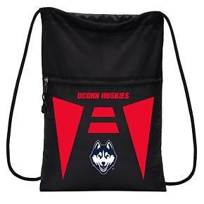UConn Huskies Teamtech Back Sack