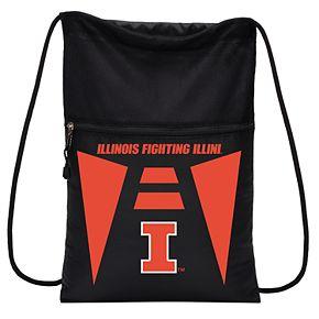 Illinois Fighting Illini Teamtech Back Sack