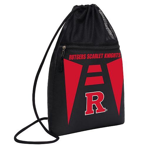 Rutgers Scarlet Knights Teamtech Back Sack
