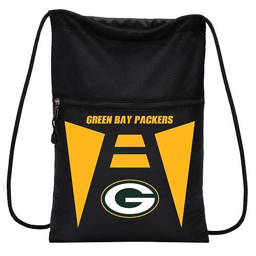 Green Bay Packers Teamtech Back Sack
