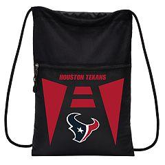 Houston Texans Teamtech Back Sack