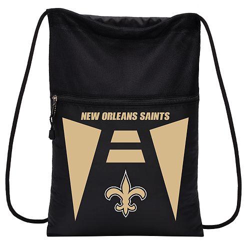 New Orleans Saints Teamtech Back Sack