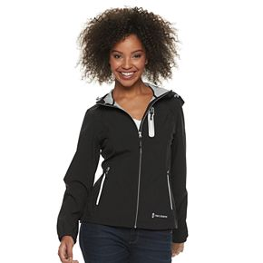 Women's Free Country X2O Hooded Rain Jacket