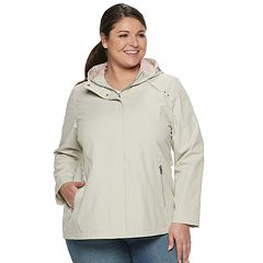 2dffb2da2c76c Plus Size Free Country Radiance Hooded Jacket