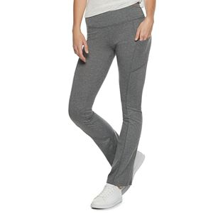 ba3605d1bf1b Juniors  SO® Tie-Waist Skinny Bootcut Yoga Pants. (2). Sale
