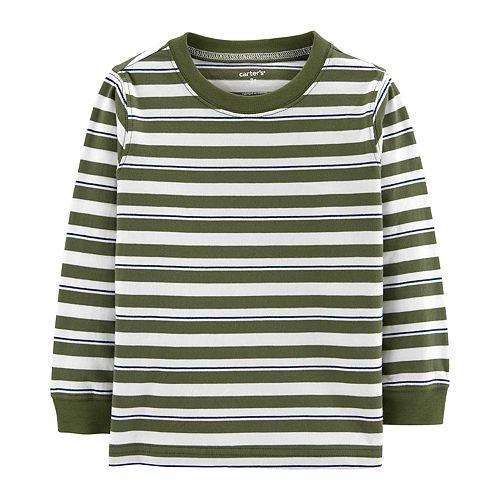 Toddler Boy Carter's Striped Top