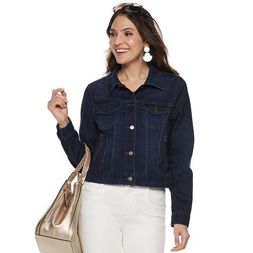 Women's Apt. 9® Jean Jacket