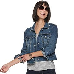 a5993e44602 Women's Apt. 9® Jean Jacket
