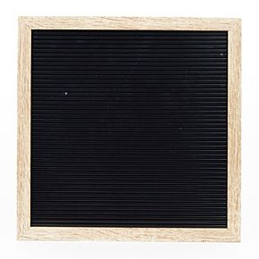 New View Letter Board Wall Decor 189-piece Set