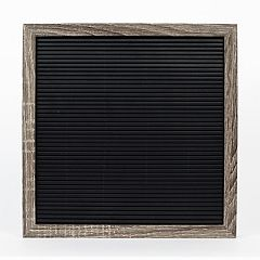New View Black Letter Board Wall Decor 189-piece Set