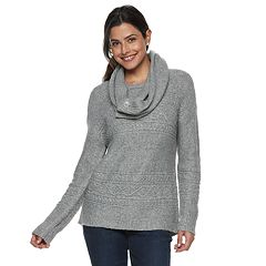 Women's SONOMA Goods for Life™ Supersoft Textured Crewneck Sweater