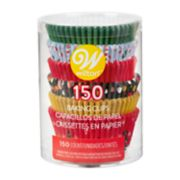 Wilton Holiday Baking Cups - 150-count