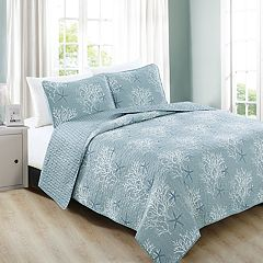 Home Fashion Designs Fenwick Collection Quilt Set