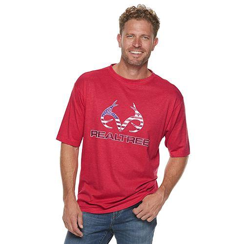 Men's Realtree Logo Tee