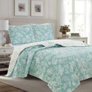Home Fashion Designs Emma Collection Quilt Set