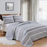 Home Fashion Designs Kadi Collection Quilt Set