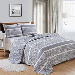 Home Fashion Designs Kadi Collection Quilt Set