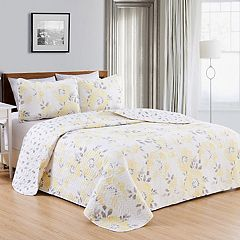 Home Fashion Designs Helene Collection Quilt Set