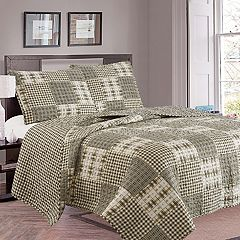 Home Fashion Designs Woodland Quilt Set
