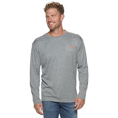 Men's Realtree Fitted Logo Performance Tee
