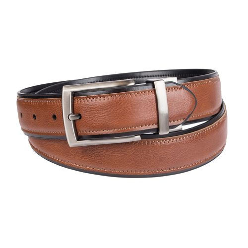Men's Croft & Barrow® Reversible Stretch Belt