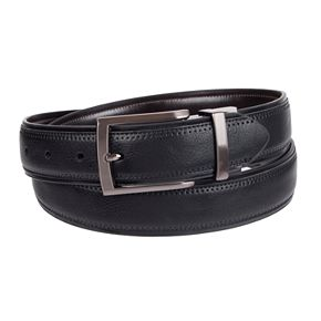 Men's Croft & Barrow® Reversible Stretch Dress Belt