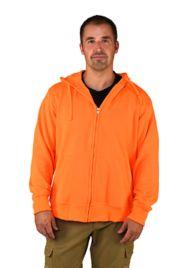 Men's Realtree Full-Zip Fleece Logo Hoodie