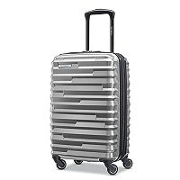 Deals on Samsonite Ziplite 4.0 20-inch Hardside Spinner Luggage + $15 Kohls Cash