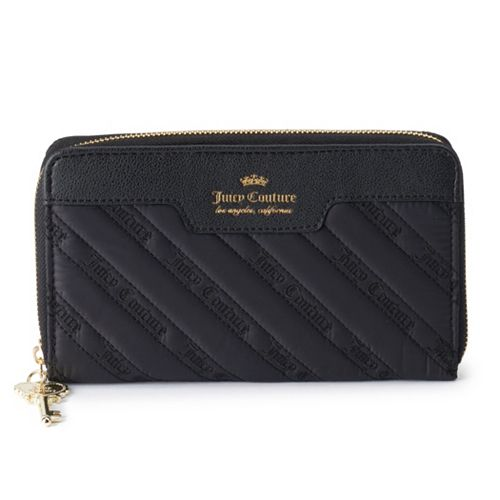 Juicy Couture Cloud Nine Quilted Wallet