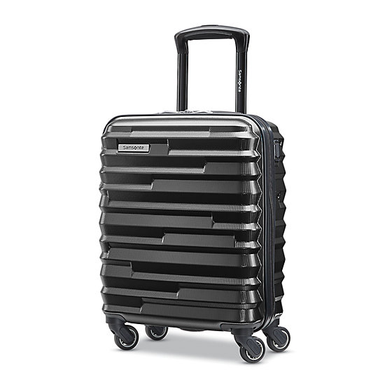 af2878076e9c Samsonite Ziplite 4.0 16-Inch Hardside Underseater Spinner Luggage