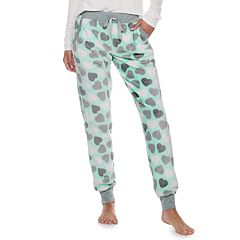 Juniors' Sleep Riot Dreamy Fleece Joggers