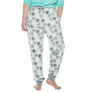 Plus Size Sleep Riot Dreamy Fleece Joggers