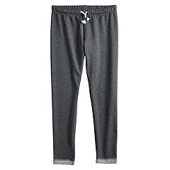 Girls 7-16 & Plus Size SO® Fleece Minky Leggings