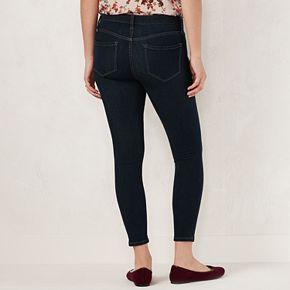 Petite LC Lauren Conrad Feel Good Super Skinny Midrise Jeans