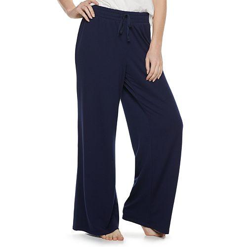 Women's SONOMA Goods for Life™ Wide-Leg Pajama Pants