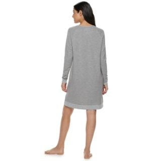 Women's SONOMA Goods for Life? Split Hem Sleepshirt