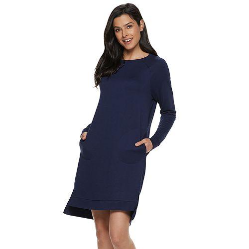 Women's SONOMA Goods for Life™ Split Hem Sleepshirt