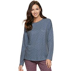 Women's SONOMA Goods for Life™ Waffle Pajama Tee