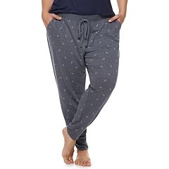 Plus Size SONOMA Goods for Life™ Tulip Hem Essential Pants